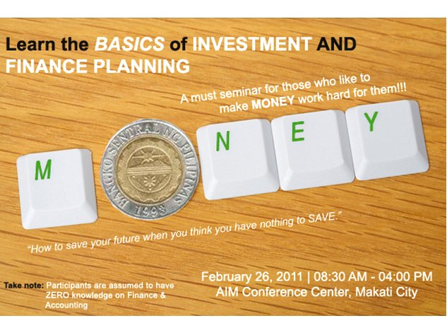 basics of investment and financial planning